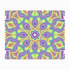 Rainbow Kaleidoscope Small Glasses Cloth (2 Side)