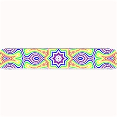 Rainbow Kaleidoscope Small Bar Mats