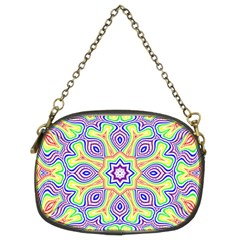 Rainbow Kaleidoscope Chain Purses (two Sides)