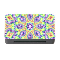 Rainbow Kaleidoscope Memory Card Reader with CF