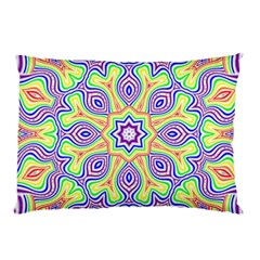 Rainbow Kaleidoscope Pillow Case (Two Sides)