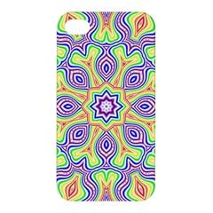 Rainbow Kaleidoscope Apple iPhone 4/4S Hardshell Case