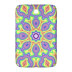 Rainbow Kaleidoscope Samsung Galaxy Note 8.0 N5100 Hardshell Case