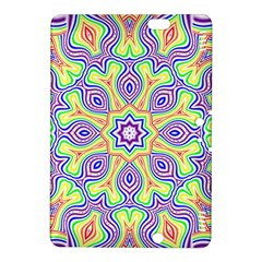 Rainbow Kaleidoscope Kindle Fire Hdx 8 9  Hardshell Case