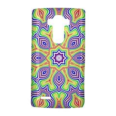 Rainbow Kaleidoscope LG G4 Hardshell Case