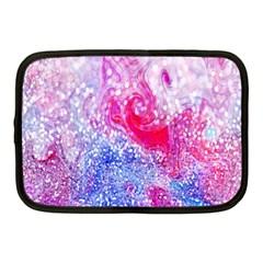 Glitter Pattern Background Netbook Case (medium)