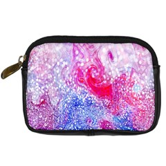 Glitter Pattern Background Digital Camera Cases