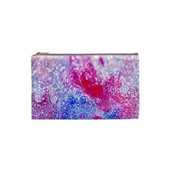 Glitter Pattern Background Cosmetic Bag (Small)