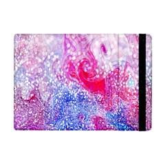 Glitter Pattern Background Apple Ipad Mini Flip Case