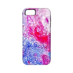 Glitter Pattern Background Apple iPhone 5 Classic Hardshell Case (PC+Silicone)