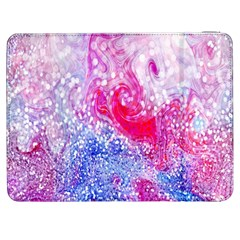 Glitter Pattern Background Samsung Galaxy Tab 7  P1000 Flip Case