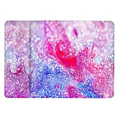 Glitter Pattern Background Samsung Galaxy Tab 10 1  P7500 Flip Case