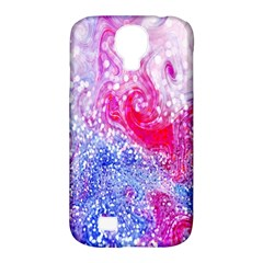 Glitter Pattern Background Samsung Galaxy S4 Classic Hardshell Case (pc+silicone)