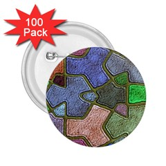 Background With Color Kindergarten Tiles 2.25  Buttons (100 pack)