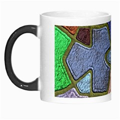 Background With Color Kindergarten Tiles Morph Mugs