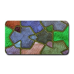 Background With Color Kindergarten Tiles Medium Bar Mats