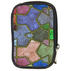 Background With Color Kindergarten Tiles Compact Camera Cases