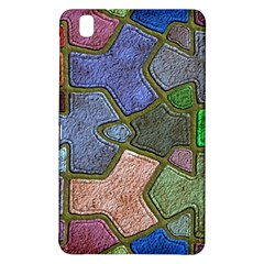 Background With Color Kindergarten Tiles Samsung Galaxy Tab Pro 8.4 Hardshell Case