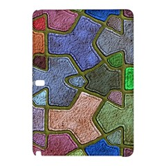 Background With Color Kindergarten Tiles Samsung Galaxy Tab Pro 12.2 Hardshell Case