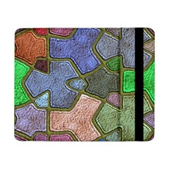 Background With Color Kindergarten Tiles Samsung Galaxy Tab Pro 8.4  Flip Case