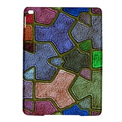 Background With Color Kindergarten Tiles iPad Air 2 Hardshell Cases