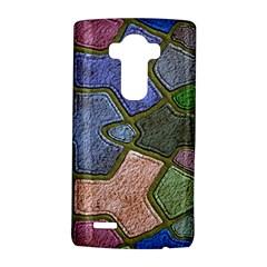 Background With Color Kindergarten Tiles Lg G4 Hardshell Case