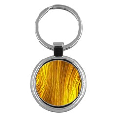 Light Doodle Pattern Background Wallpaper Key Chains (round)