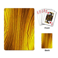 Light Doodle Pattern Background Wallpaper Playing Card