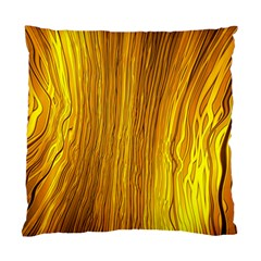 Light Doodle Pattern Background Wallpaper Standard Cushion Case (one Side)