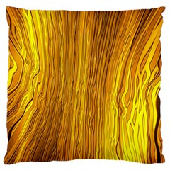 Light Doodle Pattern Background Wallpaper Large Cushion Case (Two Sides)