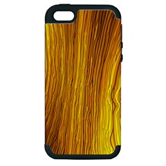 Light Doodle Pattern Background Wallpaper Apple iPhone 5 Hardshell Case (PC+Silicone)