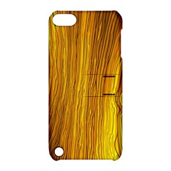 Light Doodle Pattern Background Wallpaper Apple iPod Touch 5 Hardshell Case with Stand