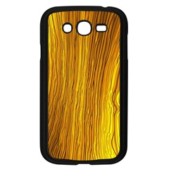 Light Doodle Pattern Background Wallpaper Samsung Galaxy Grand Duos I9082 Case (black)