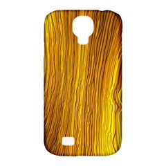 Light Doodle Pattern Background Wallpaper Samsung Galaxy S4 Classic Hardshell Case (PC+Silicone)