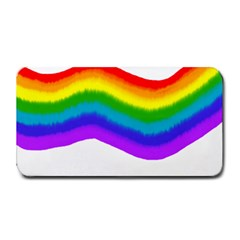 Watercolour Rainbow Colours Medium Bar Mats