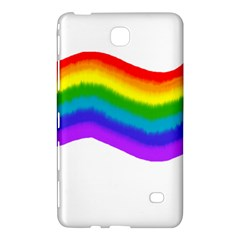 Watercolour Rainbow Colours Samsung Galaxy Tab 4 (7 ) Hardshell Case