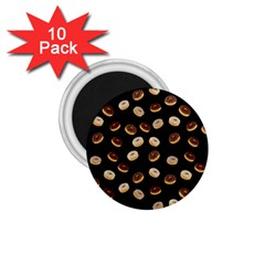 Donuts pattern 1.75  Magnets (10 pack)