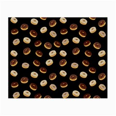 Donuts pattern Small Glasses Cloth