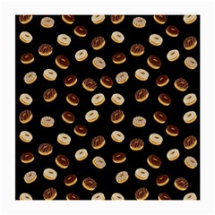 Donuts pattern Medium Glasses Cloth