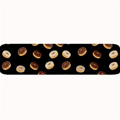 Donuts pattern Large Bar Mats