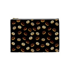 Donuts pattern Cosmetic Bag (Medium)
