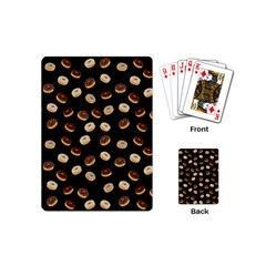 Donuts pattern Playing Cards (Mini)