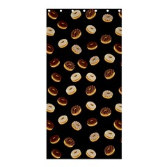 Donuts pattern Shower Curtain 36  x 72  (Stall)