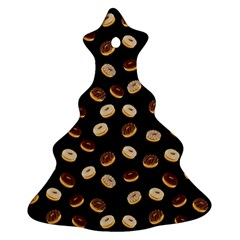 Donuts pattern Ornament (Christmas Tree)