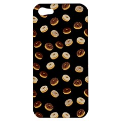 Donuts pattern Apple iPhone 5 Hardshell Case