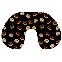 Donuts pattern Travel Neck Pillows