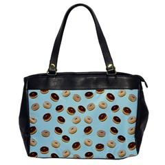 Donuts pattern Office Handbags