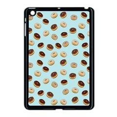 Donuts pattern Apple iPad Mini Case (Black)