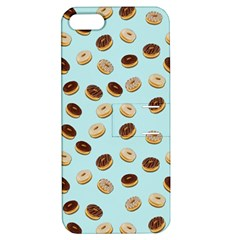 Donuts pattern Apple iPhone 5 Hardshell Case with Stand