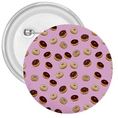 Donuts pattern 3  Buttons
